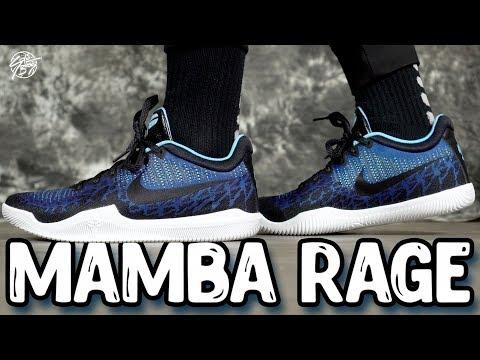 Nike Kobe Mamba Rage First Impressions