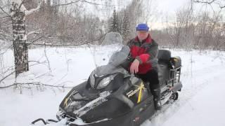 Новая STELS Росомаха: можно брать?(Отзывы об обновленном снегоходе STELS V800 Росомаха. Насколько улучшены эксплуатационные характеристики и..., 2015-12-16T05:58:55.000Z)