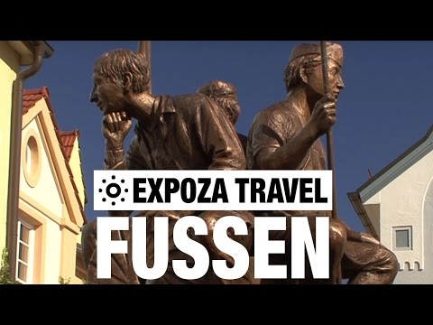 Fussen (Germany) Vacation Travel Video Guide