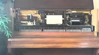 KINDERLIEDER-POTPOURRI (Foxtrot) als Notenrolle für Phonola / Pianola