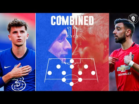 CHELSEA vs MANCHESTER UNITED COMBINED 11 || Ft The United Stand FLEX
