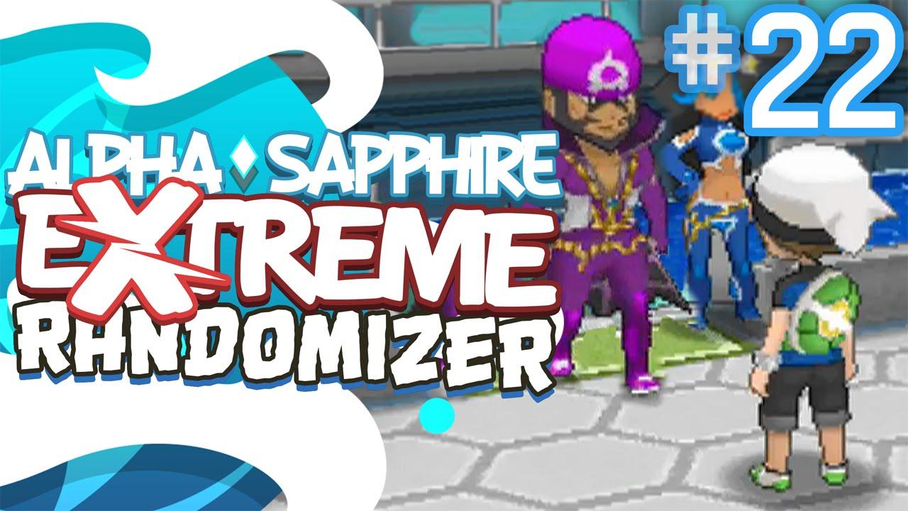 Joining Team Aqua Pok 233 Mon Alpha Sapphire Extreme