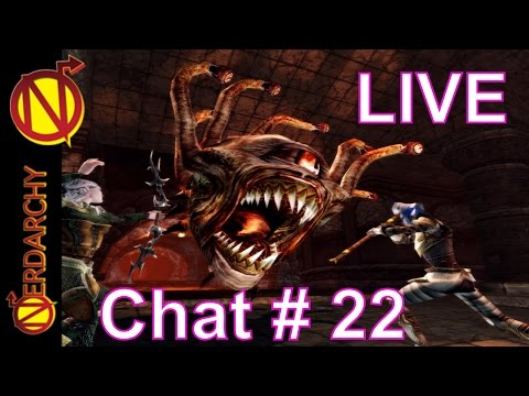 Nerdarchy Live Chat # 22- Play D&D Online or Other Role-Playing Games