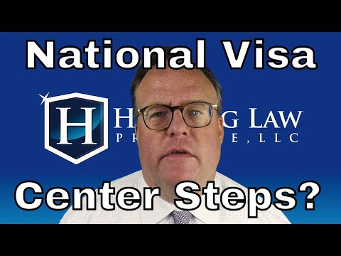 Case Transferred From USCIS To National Visa Center?