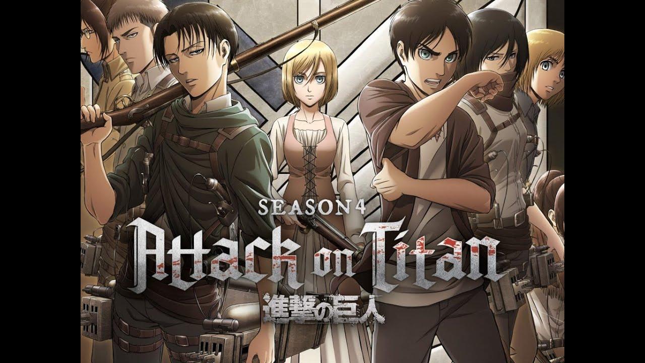 Attack on Titan | Final Season Trailer - YouTube