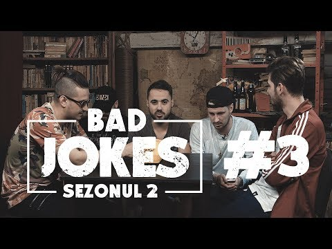 BAD JOKES S02.E03 #NoapteaTârziu   Nosfe & Keed