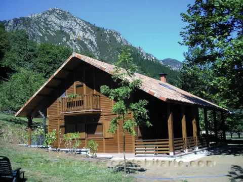 Casas prefabricadas madera casas de madera en soria fabricantes - Refugios de madera prefabricados ...