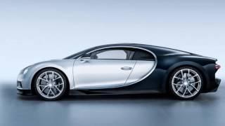 2017 Bugatti Chiron : The $2.5 Million Car