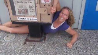 Tight Squeeze 8: Newspaper Stand