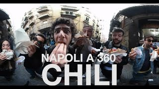 NAPOLI a 360 CHILI - Naples in 360 Kg