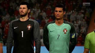 FIFA 18 | Spain vs Portugal - Full Gameplay (PS4/Xbox One)