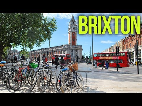 Places To Live In The UK - Brixton, LONDON SW9 England