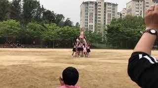양주고등학교 미르단 - 체육대회 축하공연