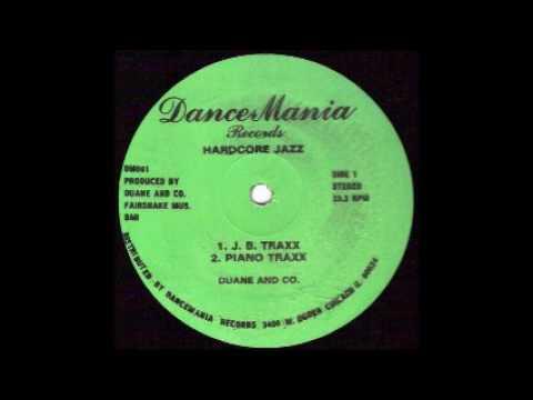 Duane And Co. - J.B. Traxx (1986)
