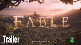 Fable 4 Reveal Trailer [HD 1080P]