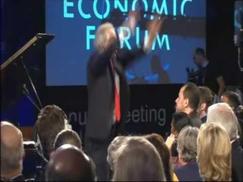 Davos Annual Meeting 2008 - Benjamin Zander