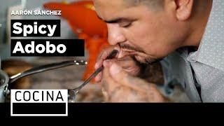 Easy Spicy Adobo - Aarón Sánchez's Recipes