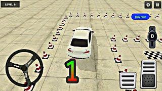 سيارات اطفال!Driving School Parkingمن1الى28 screenshot 3