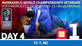 World Championships Veterans 2019: Day 4 - Tatami 1