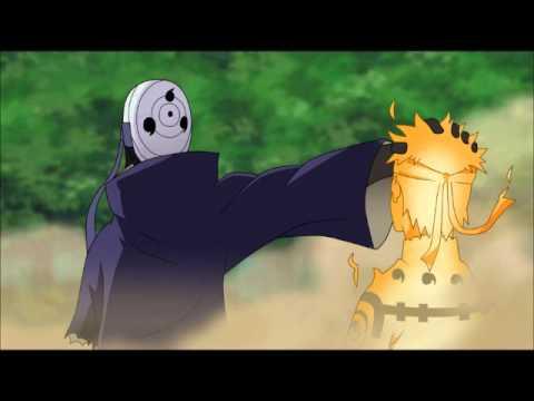naruto vs madara final battle part 2 youtube