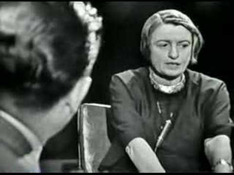 Ayn Rand Mike Wallace Interview 1959 part 3