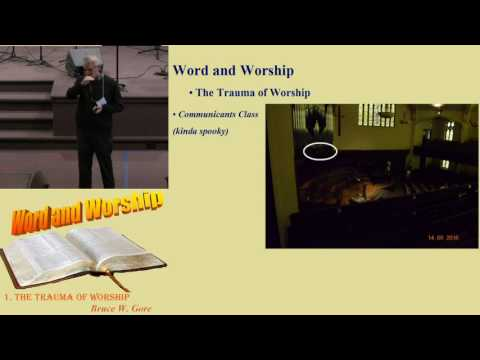 1. The Trauma of Worship