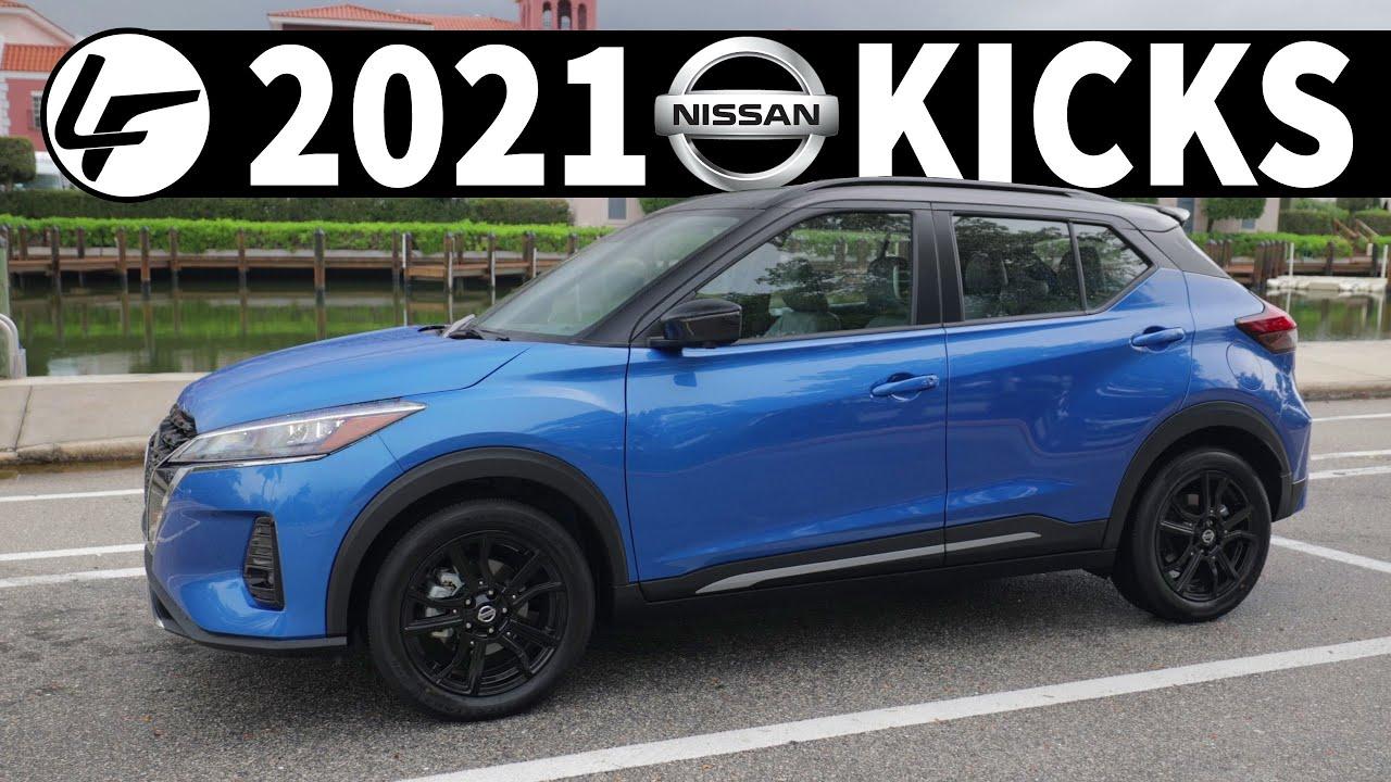 Is the 2021 Nissan Kicks SR a Great Small SUV?