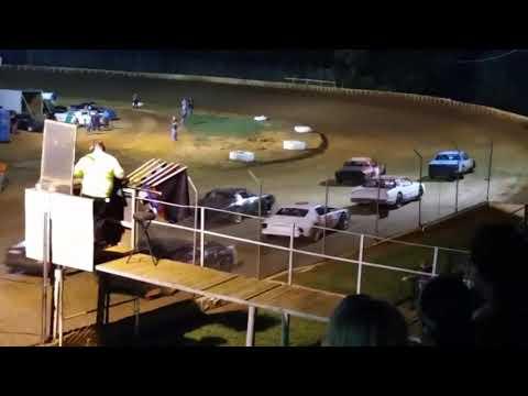 Lake Cumberland Speedway hobby stock heat 6/15/19