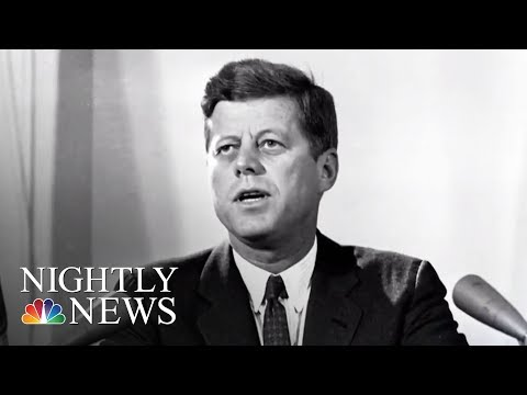 Was There A Conspiracy To Kill President Kennedy? Most Americans Believe So | NBC Nightly News