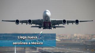 Emirates aterriza hoy en México