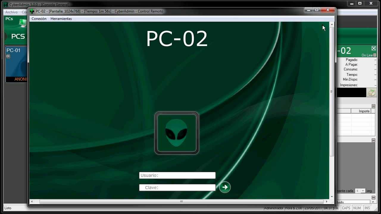 cyberadmin 5