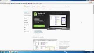 Android App Development for Beginners - 2 - Installing Android Studio