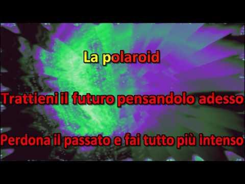 Riccardo marcuzzo   -Polaroid- con testo