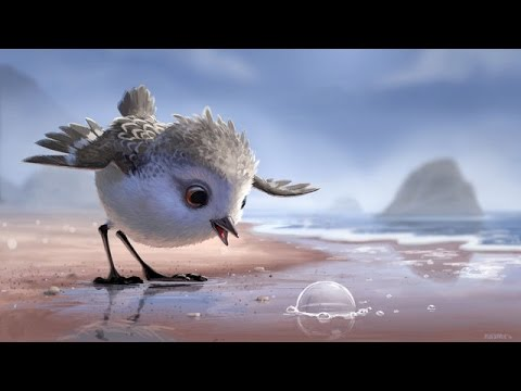 Piper Trailer – First Look – Official Disney New Pixar Film | HD