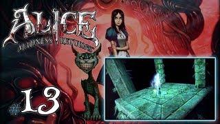 """ALICE MADNESS RETURNS #13 - Rozdział II [6/6] - """"Przedstawienie śmierci"""" (18+)"""