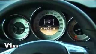 Mercedes-Benz С-класса: тест-драйв