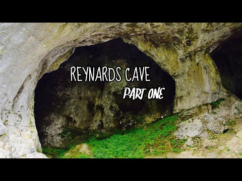 Exploring REYNARDS CAVES (Part One) | Explore With Shano