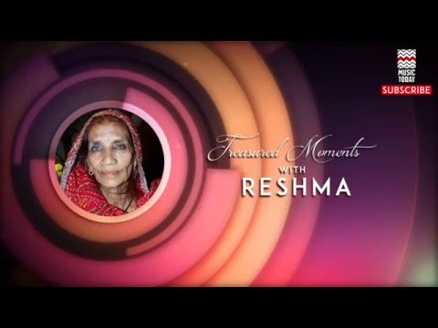 Dhole Ri Moomal -Reshma (Album:Treasured Moments with Reshma)