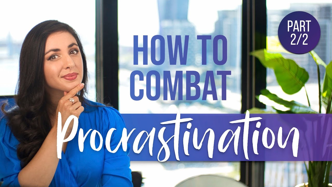 Inspower Series Ep. 18 | How to Combat Procrastination - Once & for all!