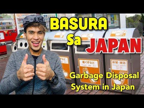 Basura sa Japan | Garbage Disposal in Japan | Waste Management in Japan  🇯🇵❤️👏👏👏