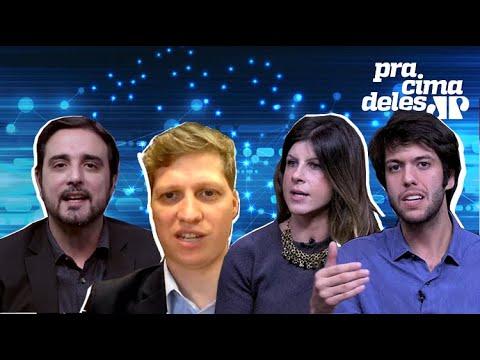 Pra Cima Deles - 10/05/19 - Marcel van Hattem, Renata Barreto, Caio Coppolla e Silvio Navarro