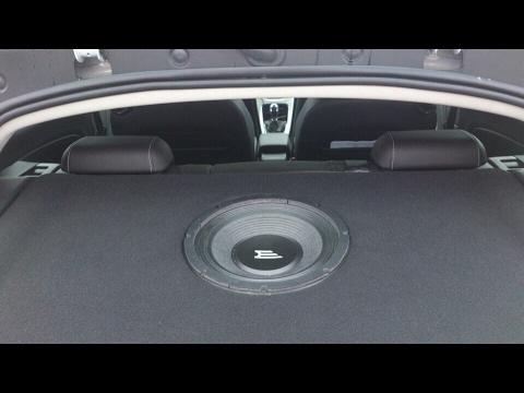 Opel Astra J 3 способа подключения сабвуфера к гу CD 400.