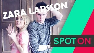 Baixar Filtr SpotOn ZARA LARSSON   Singen & Marshmallow Challenge, Fun Facts,