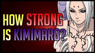 Download lagu How Strong is Kimimaro MP3