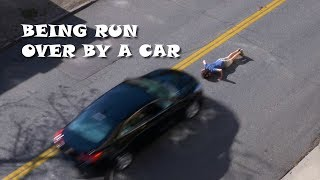 The Being Run Over By A Car Trick - Masking Basics Video