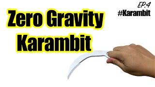 Karambit Tricks | EP:2 Spin หมุนแนวนอนเล่นกับแรงโน้มถ่วง