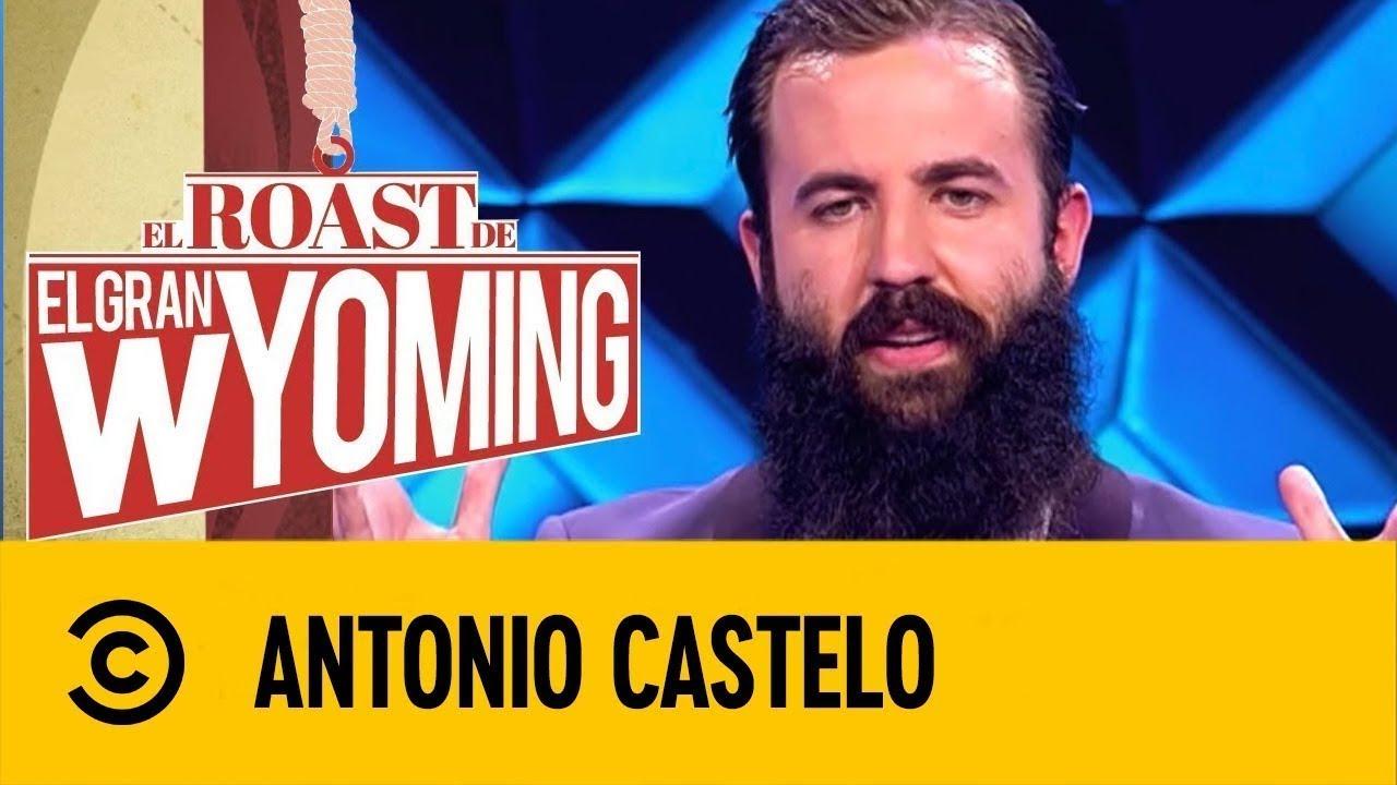 Antonio Castelo | El Roast De El Gran Wyoming | Comedy Central España
