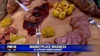 Market Madness -- local farmer