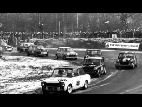 1960's saloon car racing