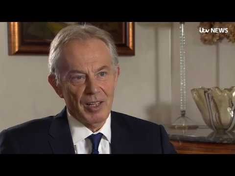 Tony Blair pays tribute to 'dear friend' Dame Tessa Jowell | ITV News